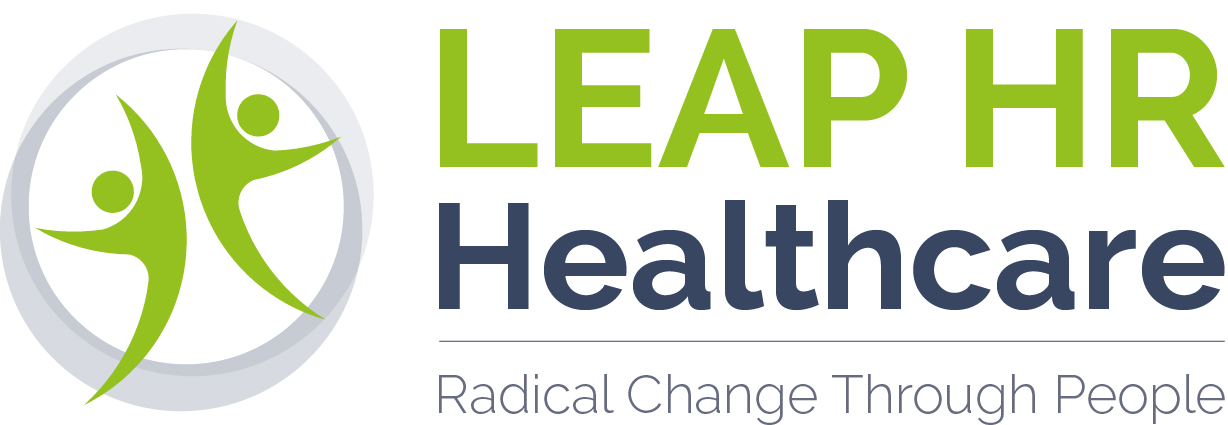 LEAP HR: Healthcare 2019 Logo