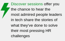 Discover sessions offer you the chance to hear the most admired people leaders in tech share the stories of what they've done to solve their most pressi (5)